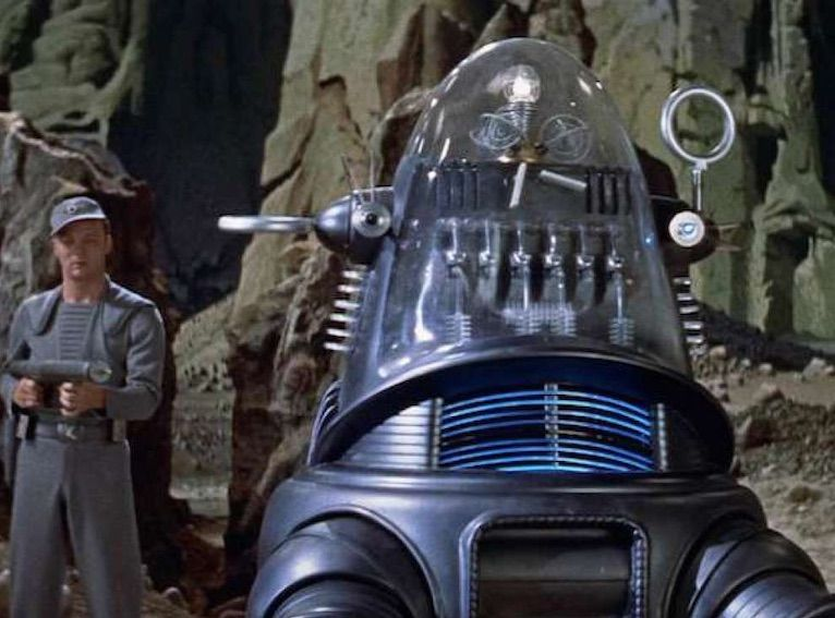 robby-robot