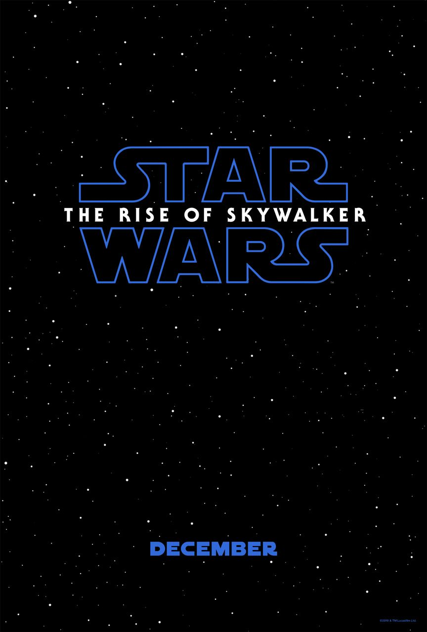 star wars the rise of skywalker teaser poster
