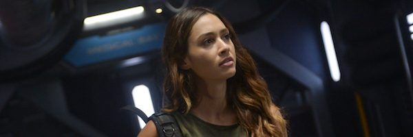 Raven the 100 actress | Fans Think Lindsey Morgan From 'The 100' Got