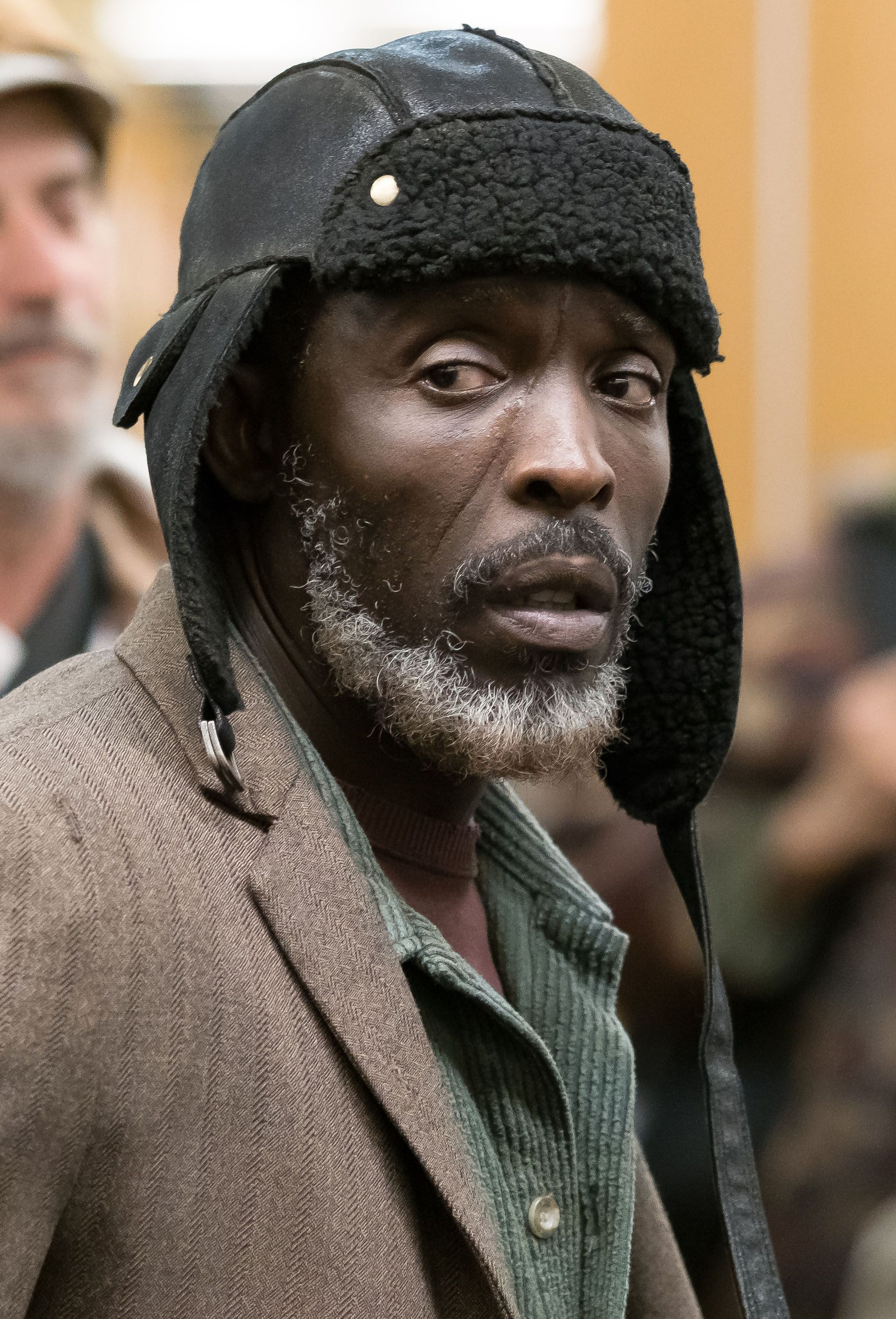 Michael K Williams On The Public And Singing In The Nude -9202