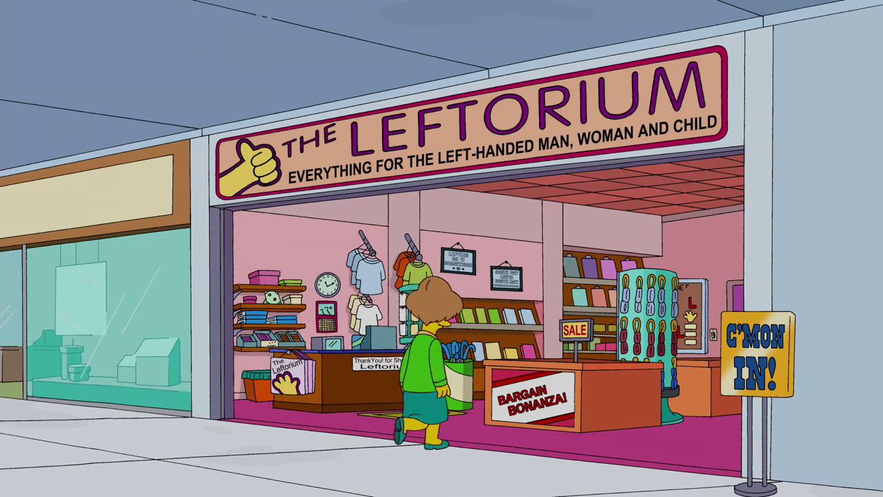 the-simpsons-leftorium