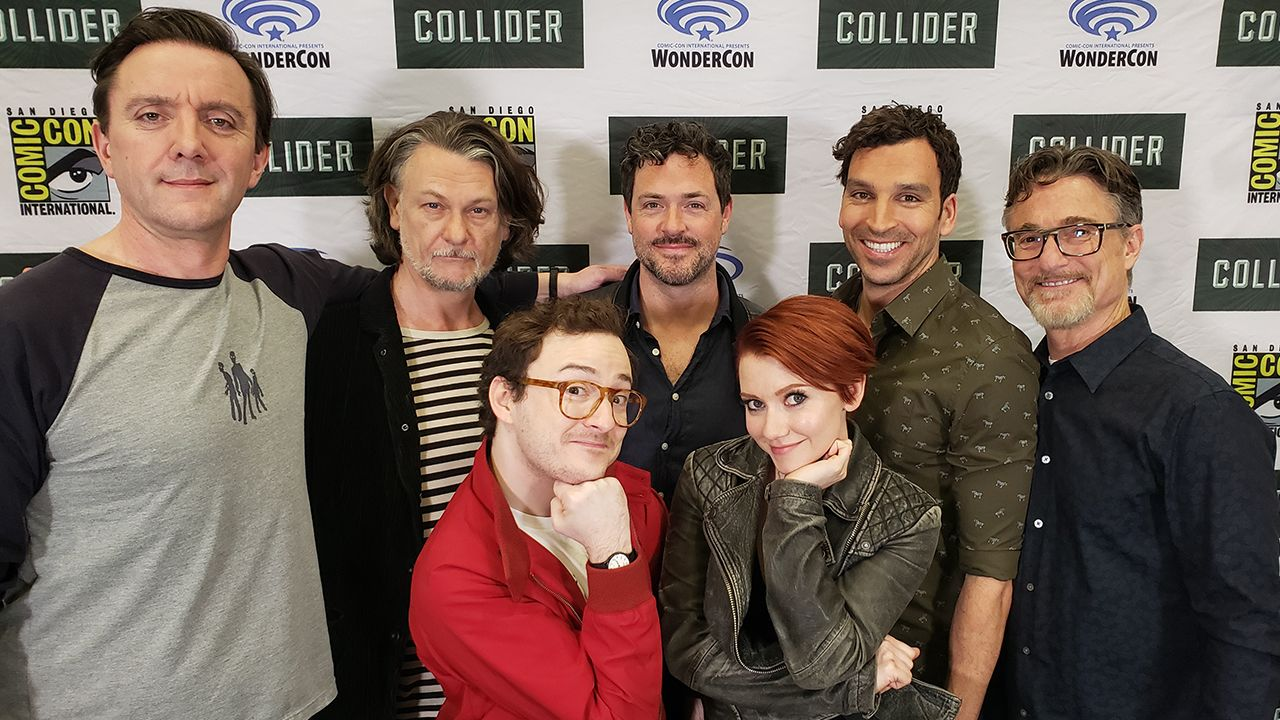 The Tick Cast on Season 2 and if Jeff Bezos Watches the Show   Collider