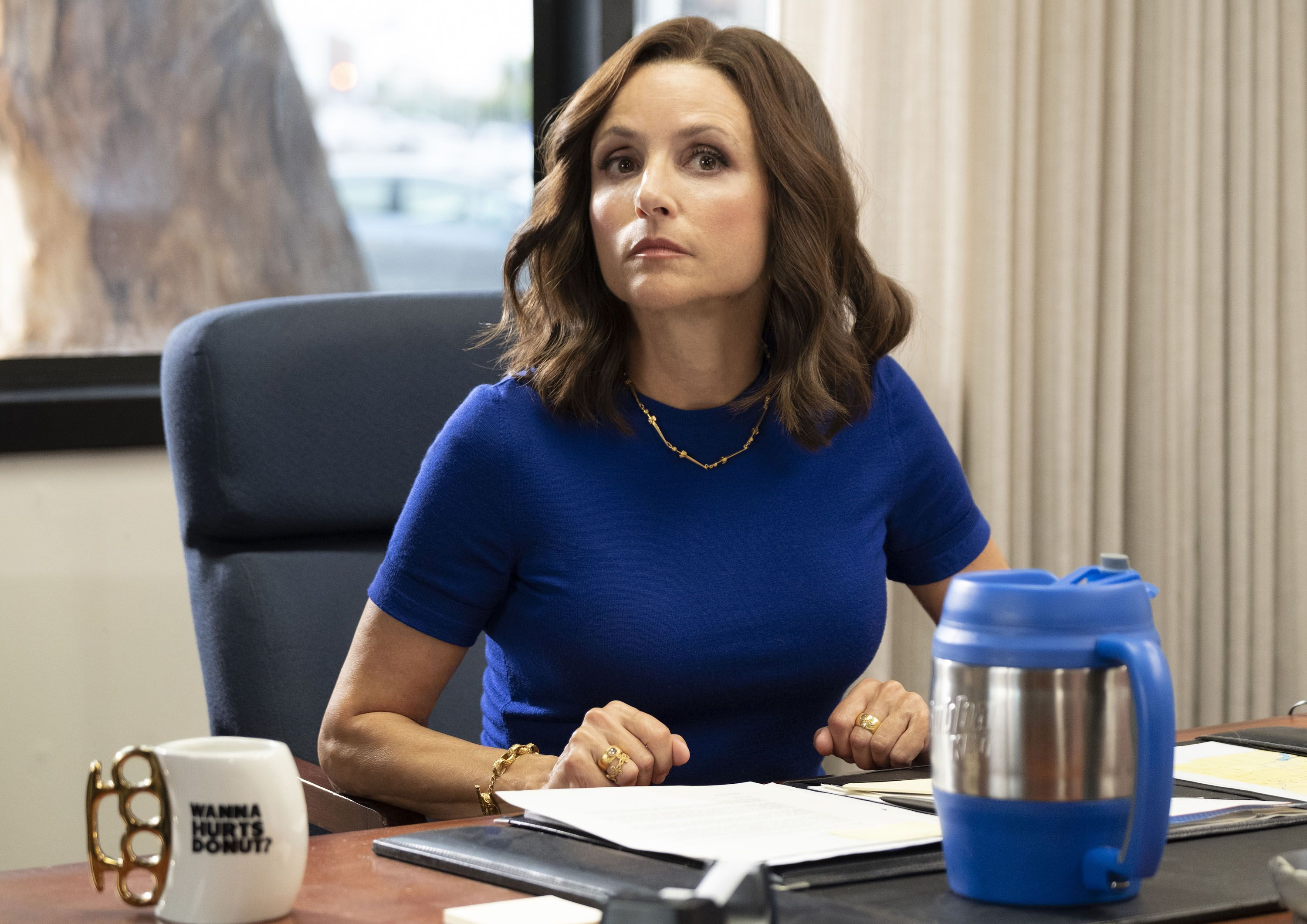Julia Louis Dreyfus Ever Been Nude veep's julia louis-dreyfus returns as selina meyer in new