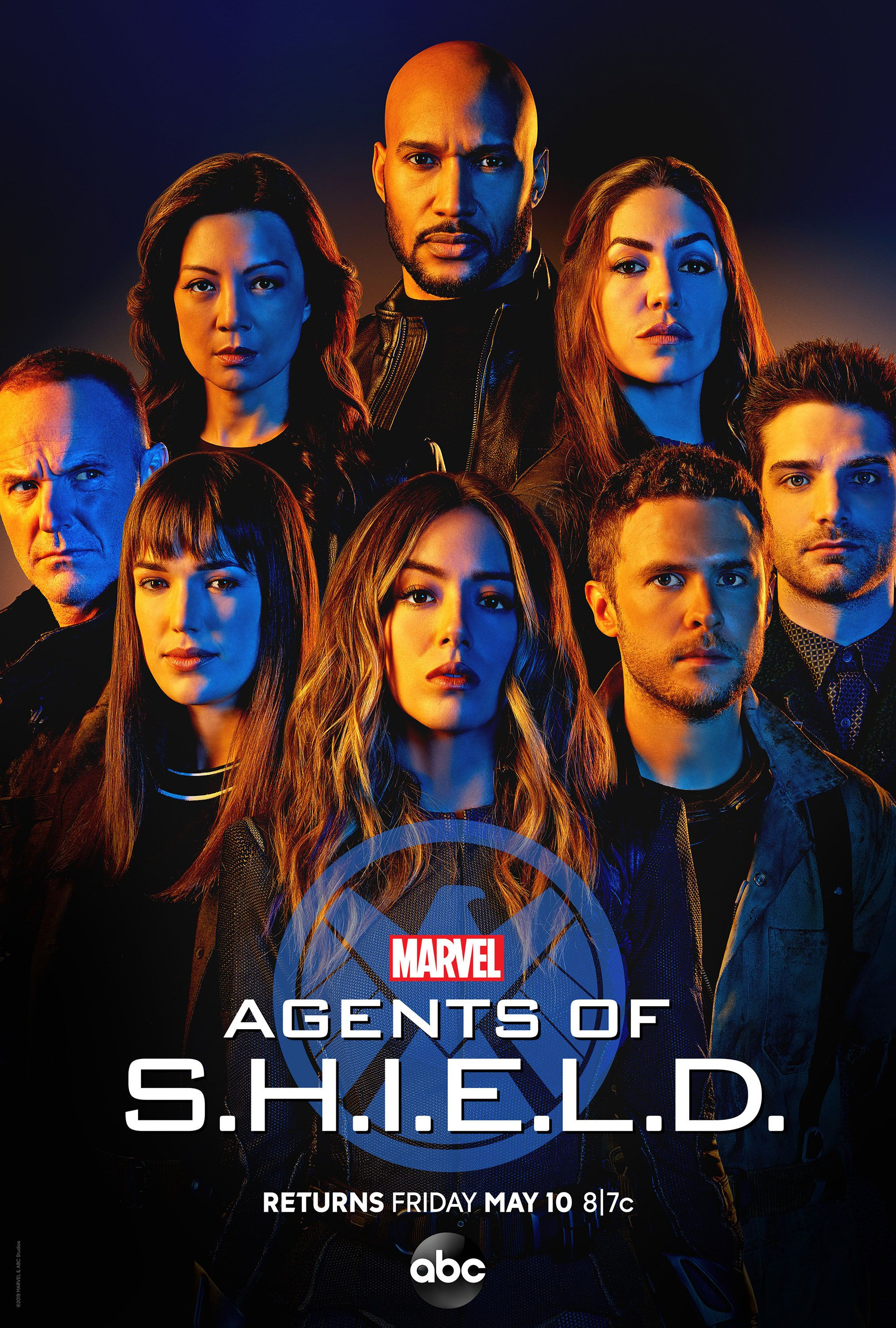 Agents Of Shield Staffel