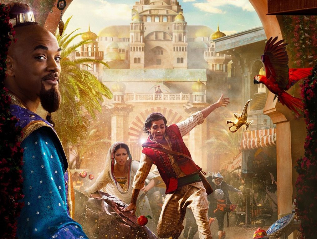 Aladdin Cast and Director Guy Ritchie on Adapting a Disney ...