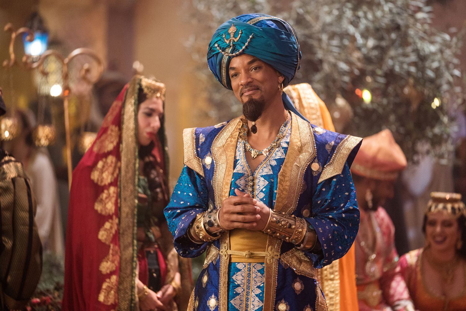 'Aladdin 2' Brings in Whole New Writing Team for Sequel to Will Smith Hit