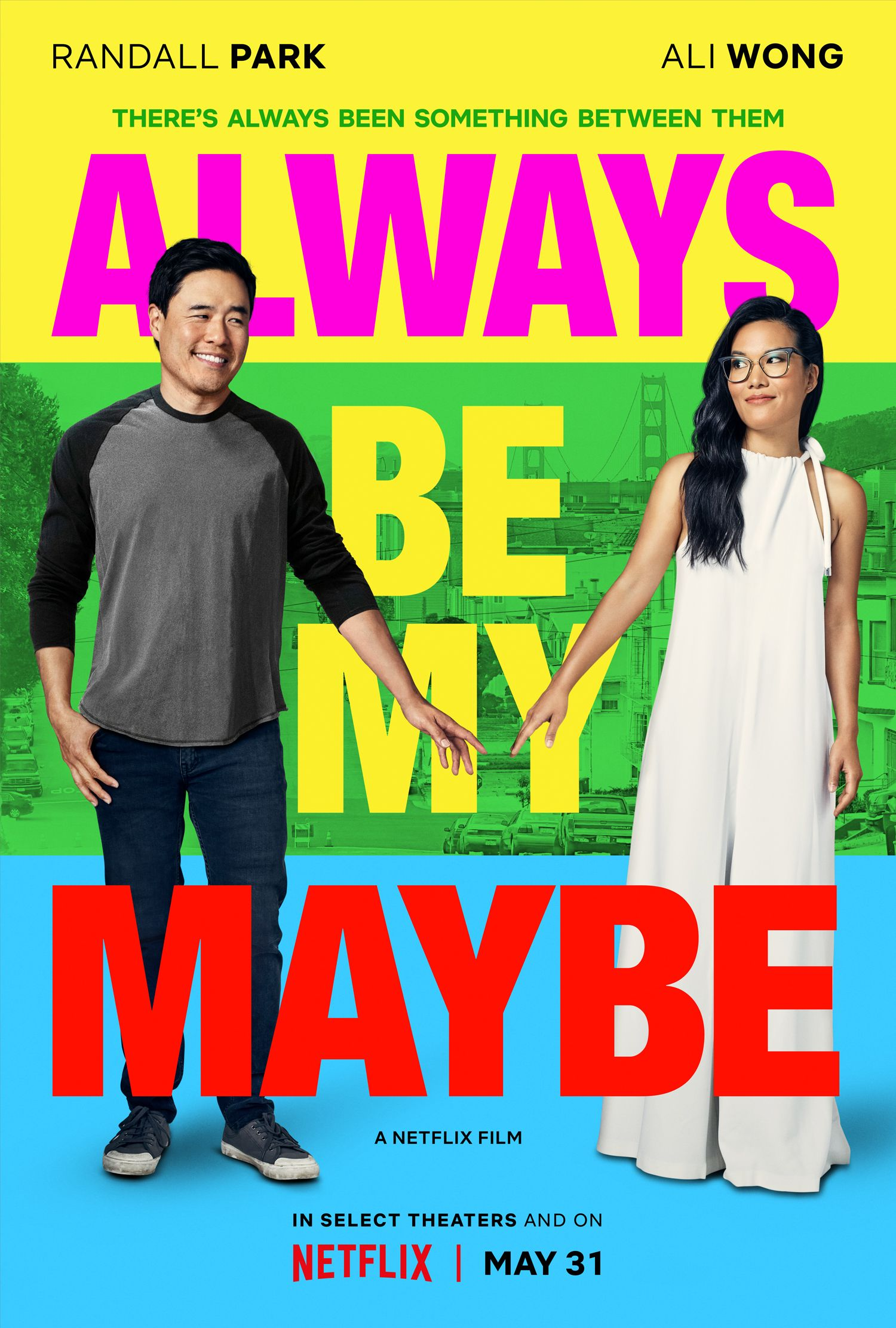 Ali Wong & Randall Park on Netflix's Always Be My Maybe and