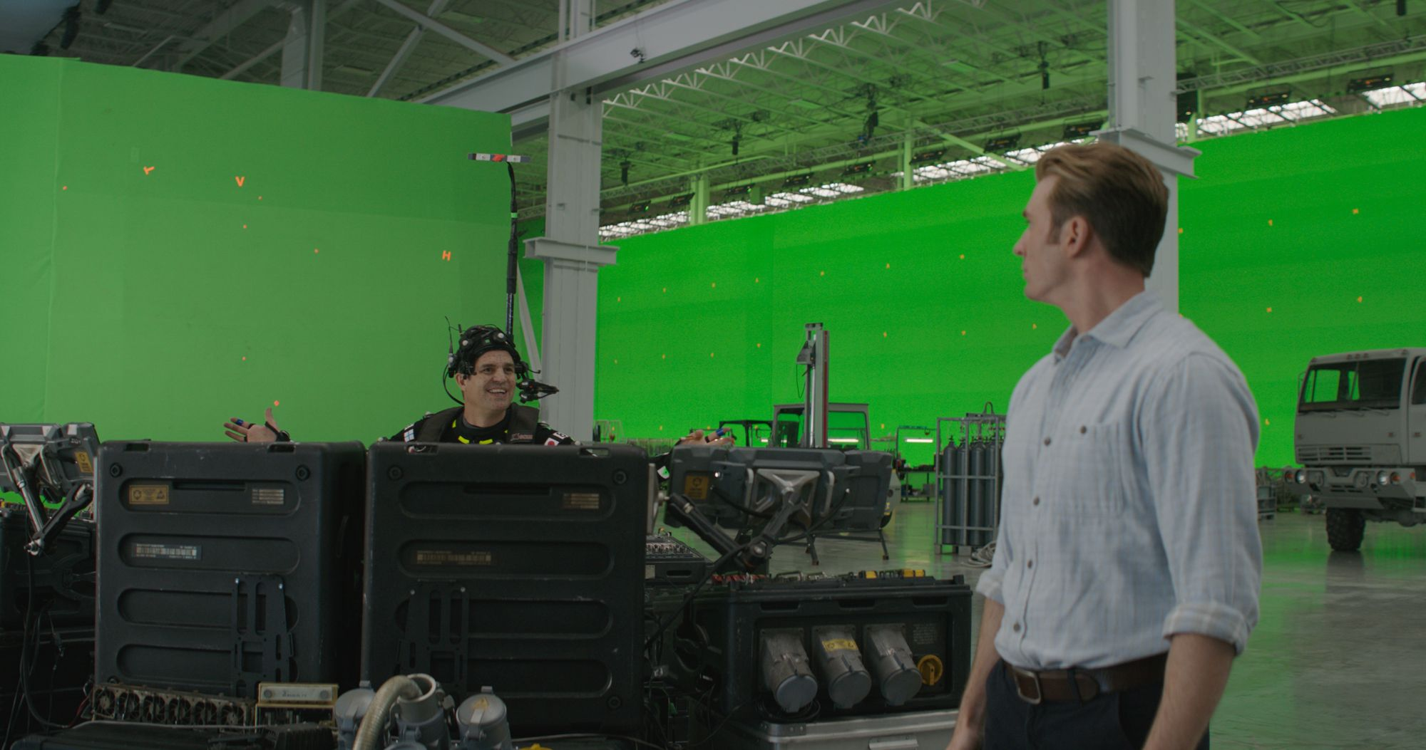 Avengers: Endgame Behind-the-Scenes Images Reveal How