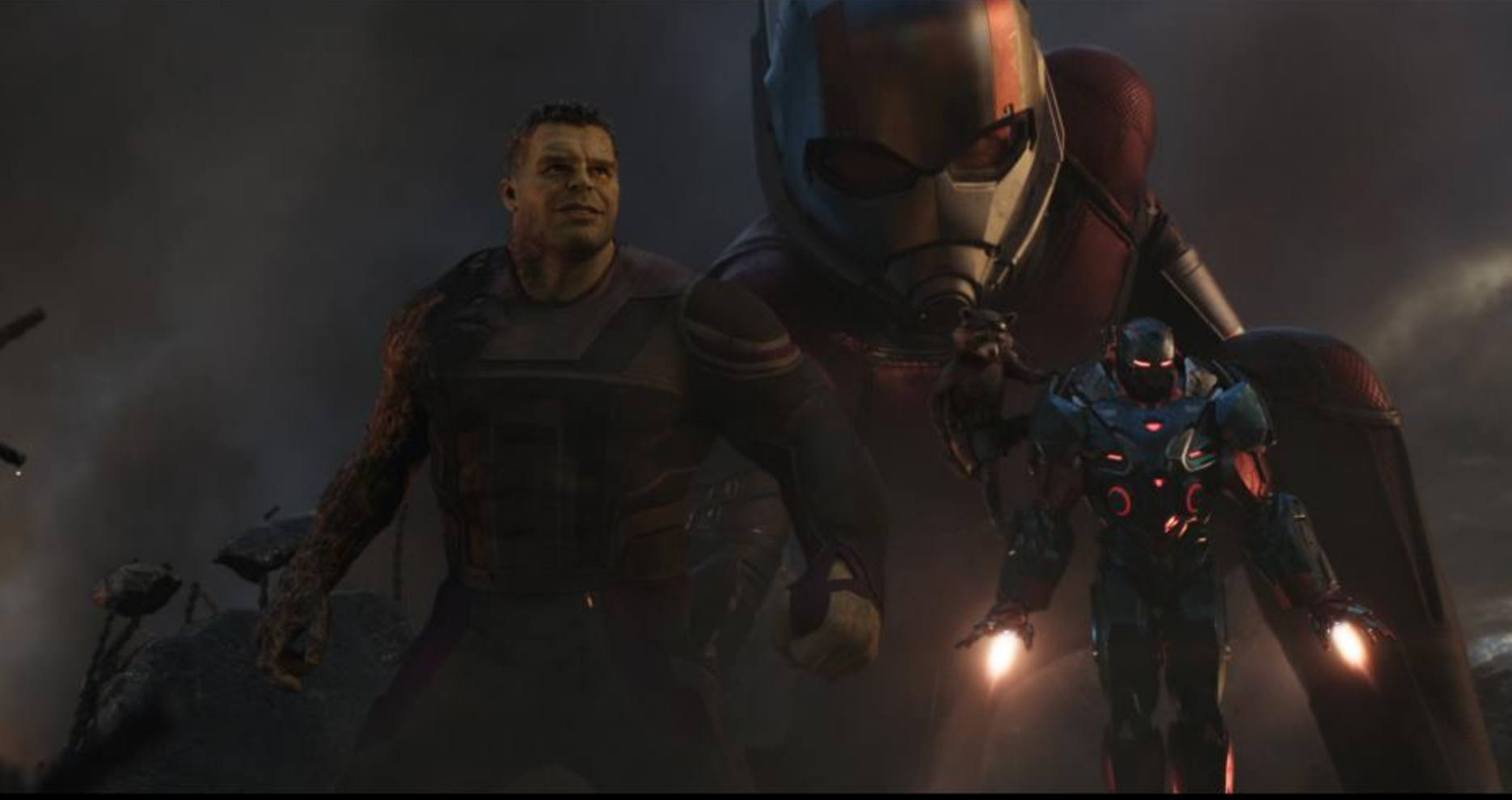 Avengers Endgame Hd Ending Images Highlight The Big Battle