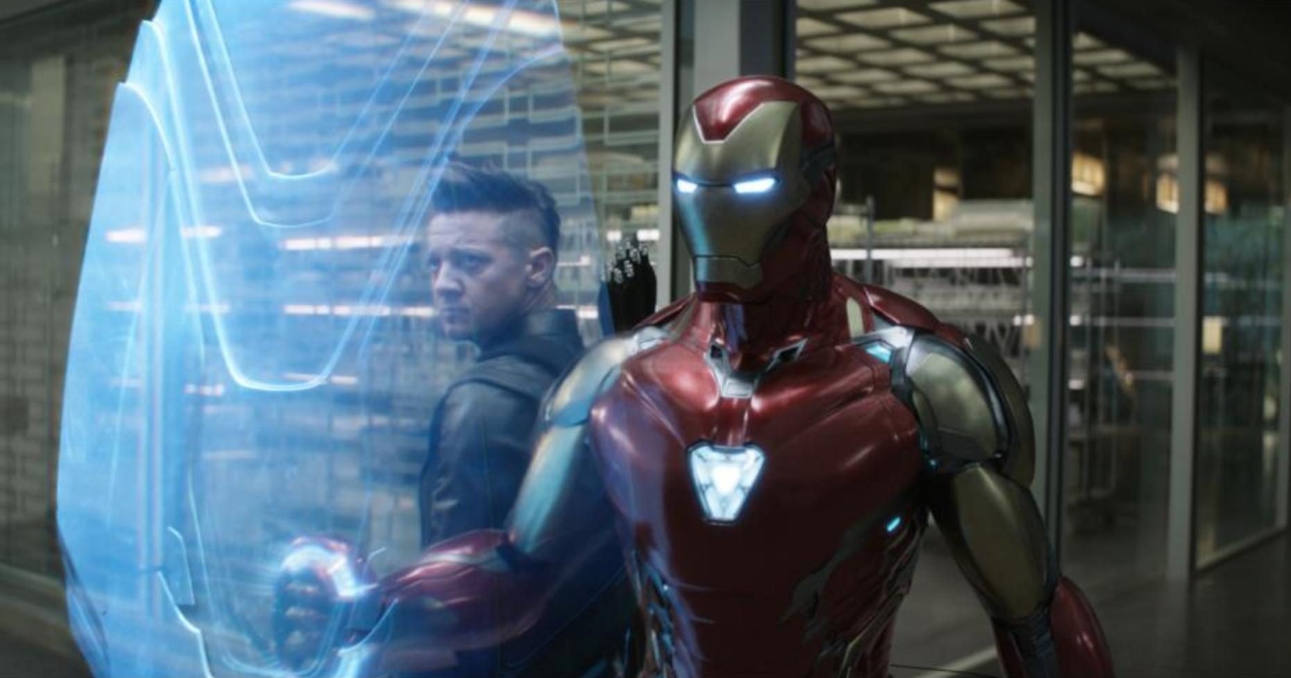 Avengers: Endgame HD Ending Images Highlight the Big Battle