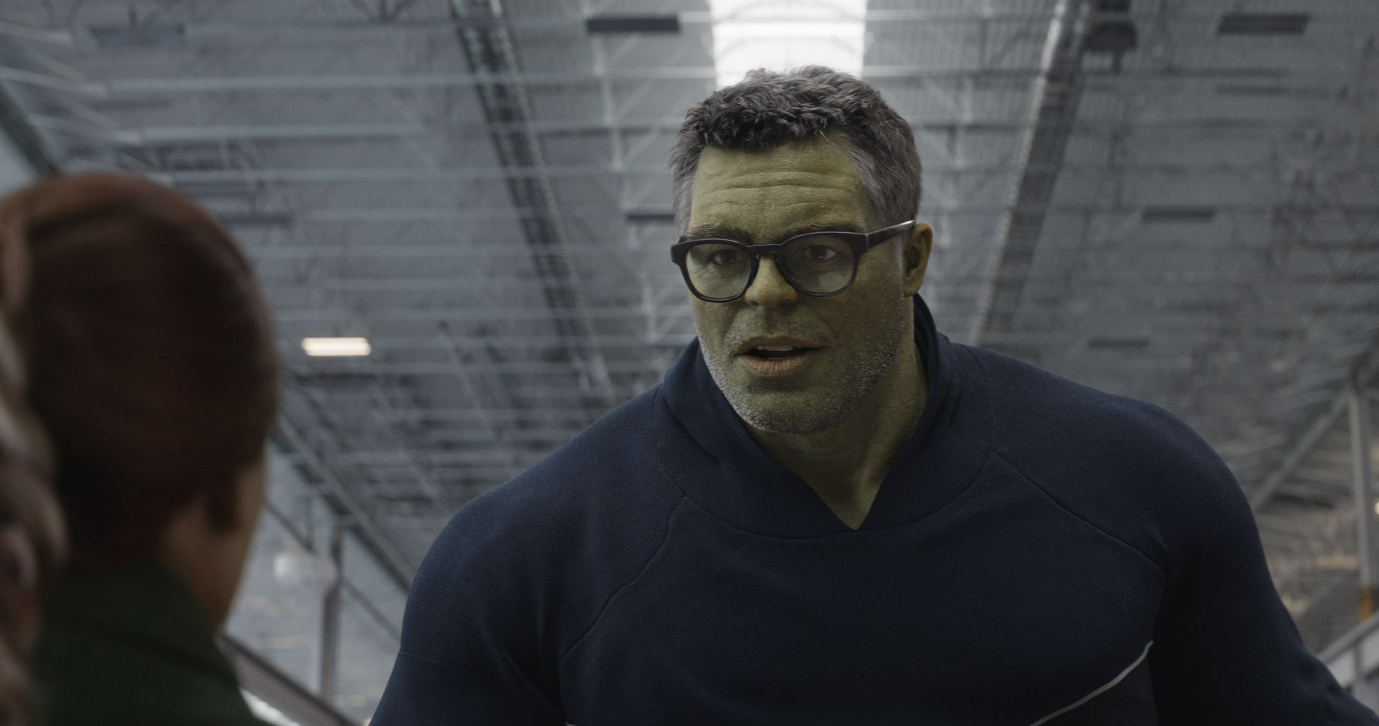 Avengers: Endgame Behind-the-Scenes Images Reveal How Smart Hulk Was Made   Collider