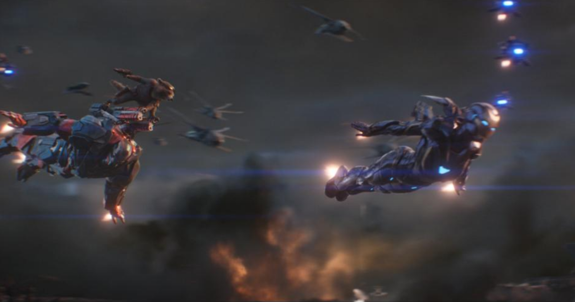 Avengers Endgame Hd Ending Images Highlight The Big Battle