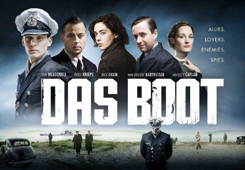 'Das Boot' Series Trailer Reveals Hulu's Episodic Take on the Oscar-Nominated Story