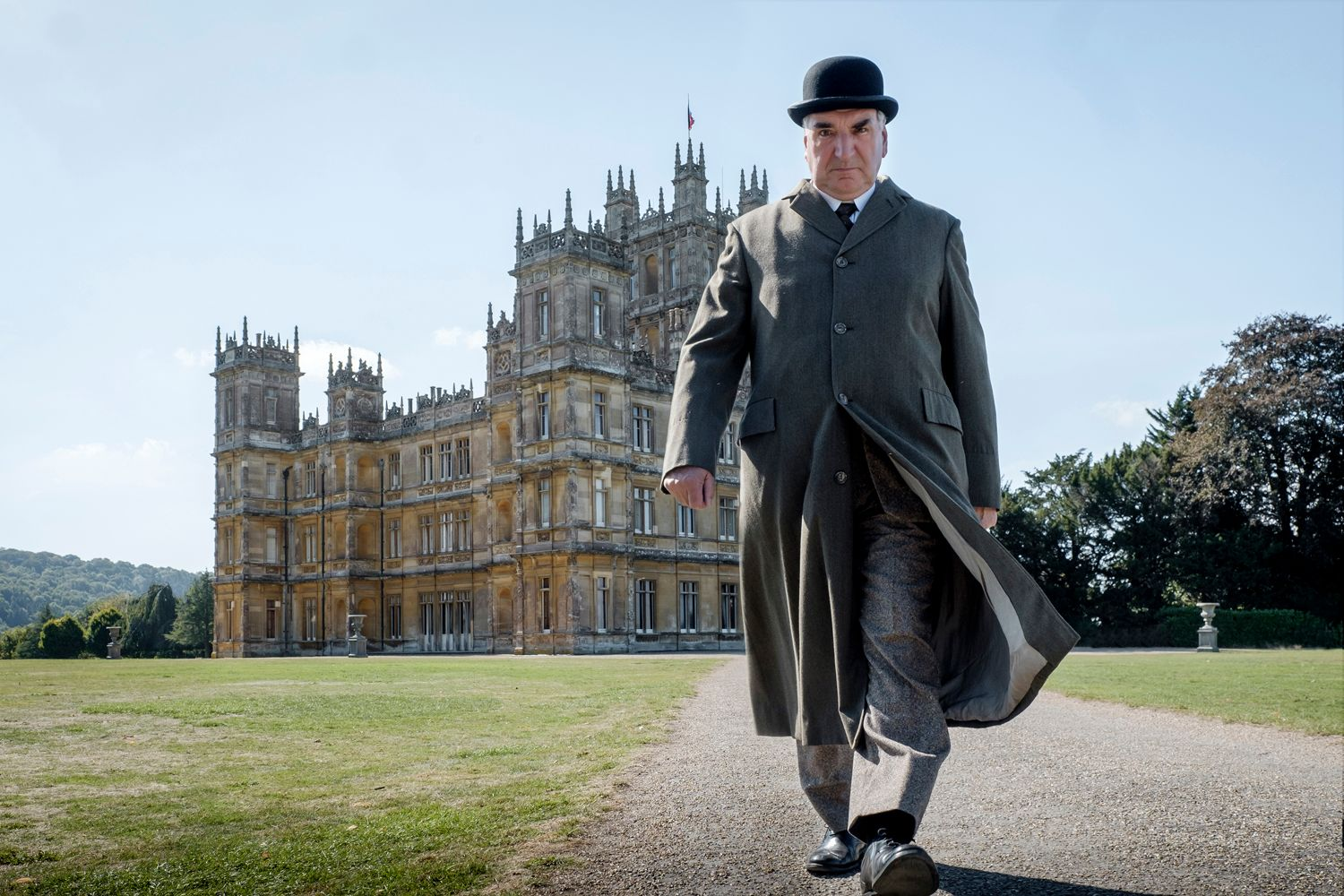 'Downton Abbey' Review: Just Plain Satisfying