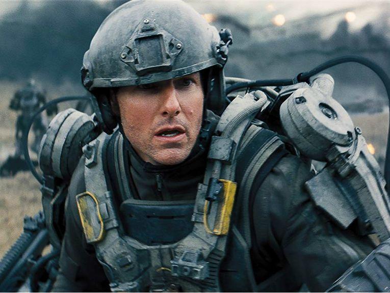 Edge of Tomorrow Sequel Tom Cruise