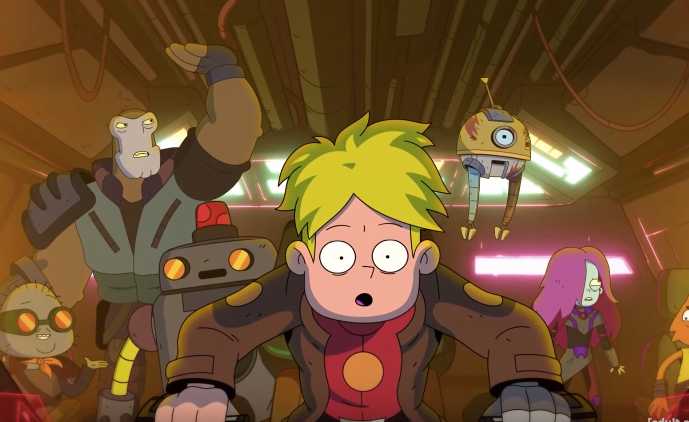 Final Space' Season 2 Trailer Sees the Return of Olan Rogers' Epic