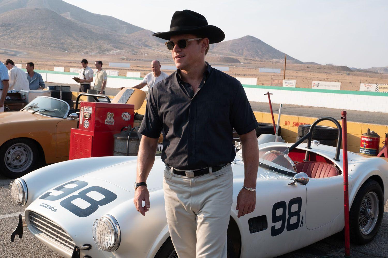 Matt Damon, Spotlight Director Tom McCarthy Team for Drama ...