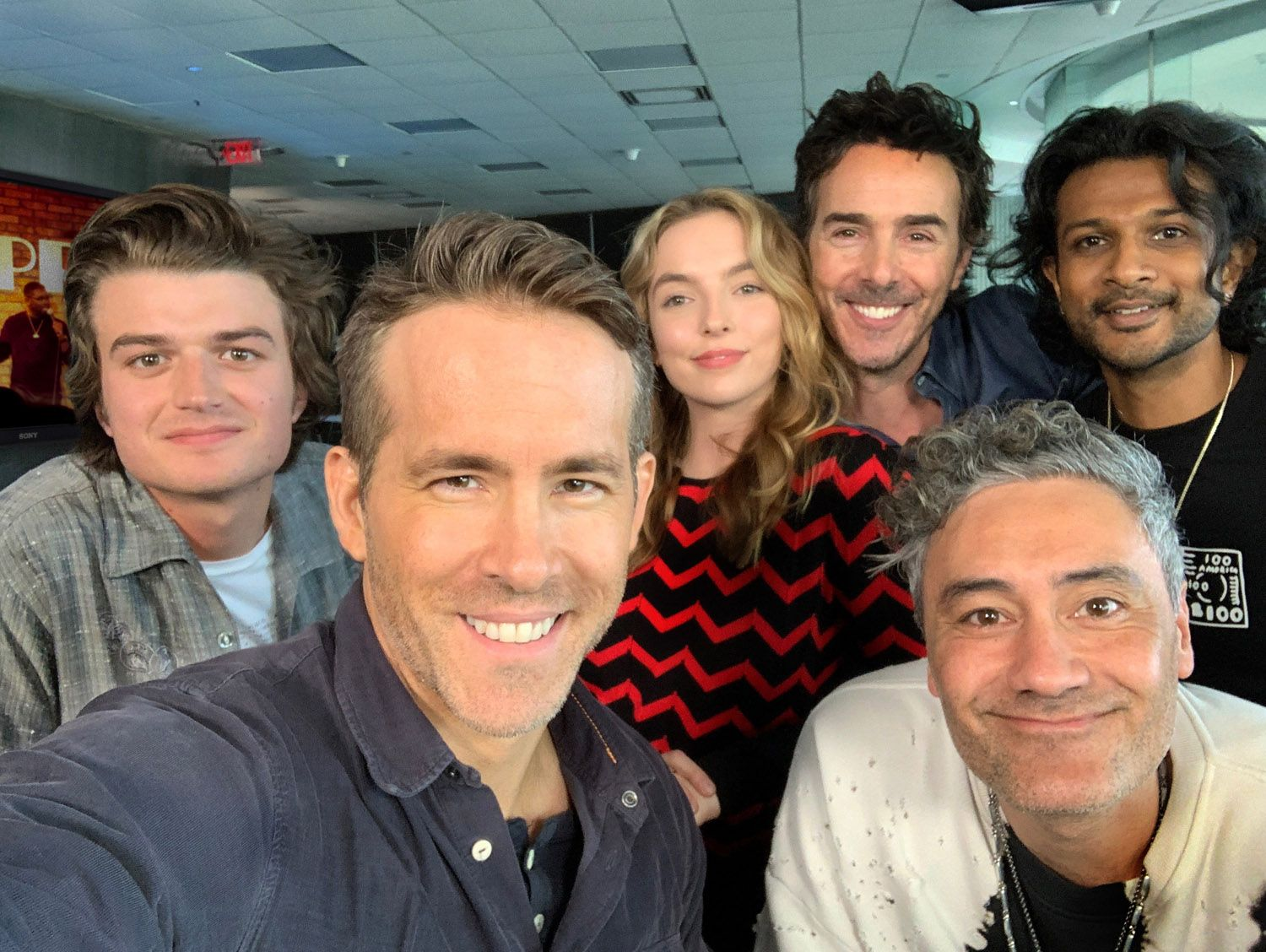 Filming Begins on Video Game Movie 'Free Guy' Starring Ryan Reynolds and Taika Waititi