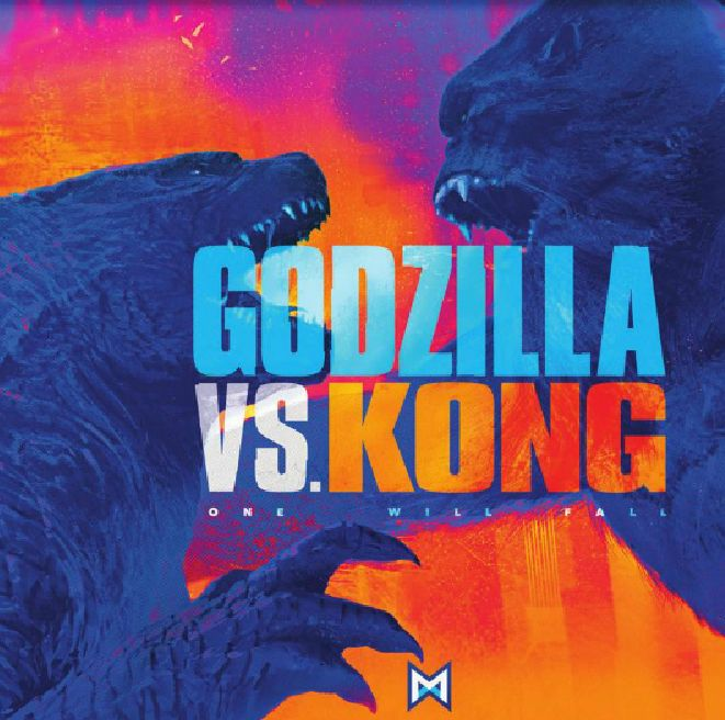 Godzilla 2 Imax Poster Textless: Godzilla Vs Kong And Dune Teased In Promo Posters For The