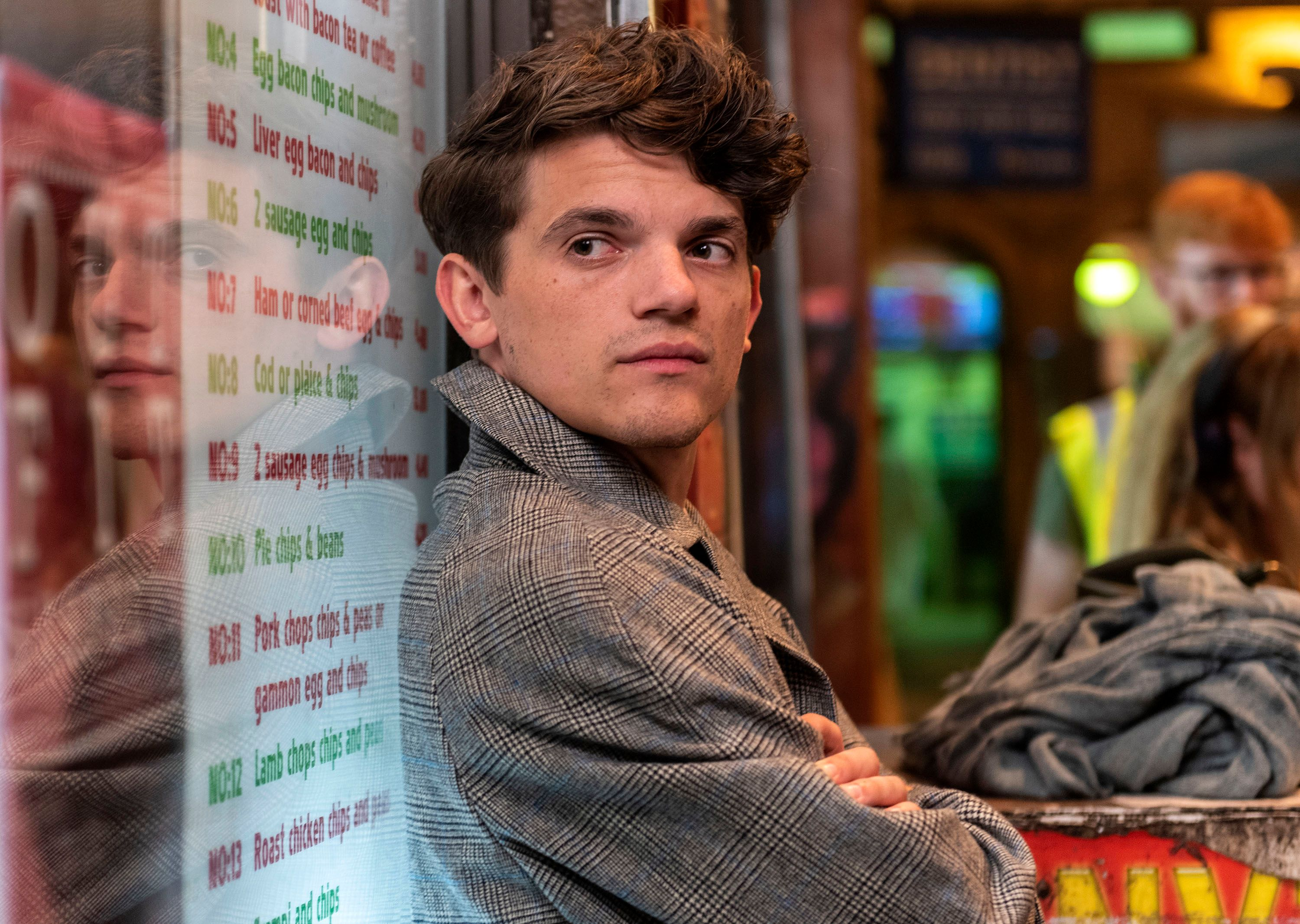 Edward Bluemel On A Discovery Of Witches U0026 Killing Eve