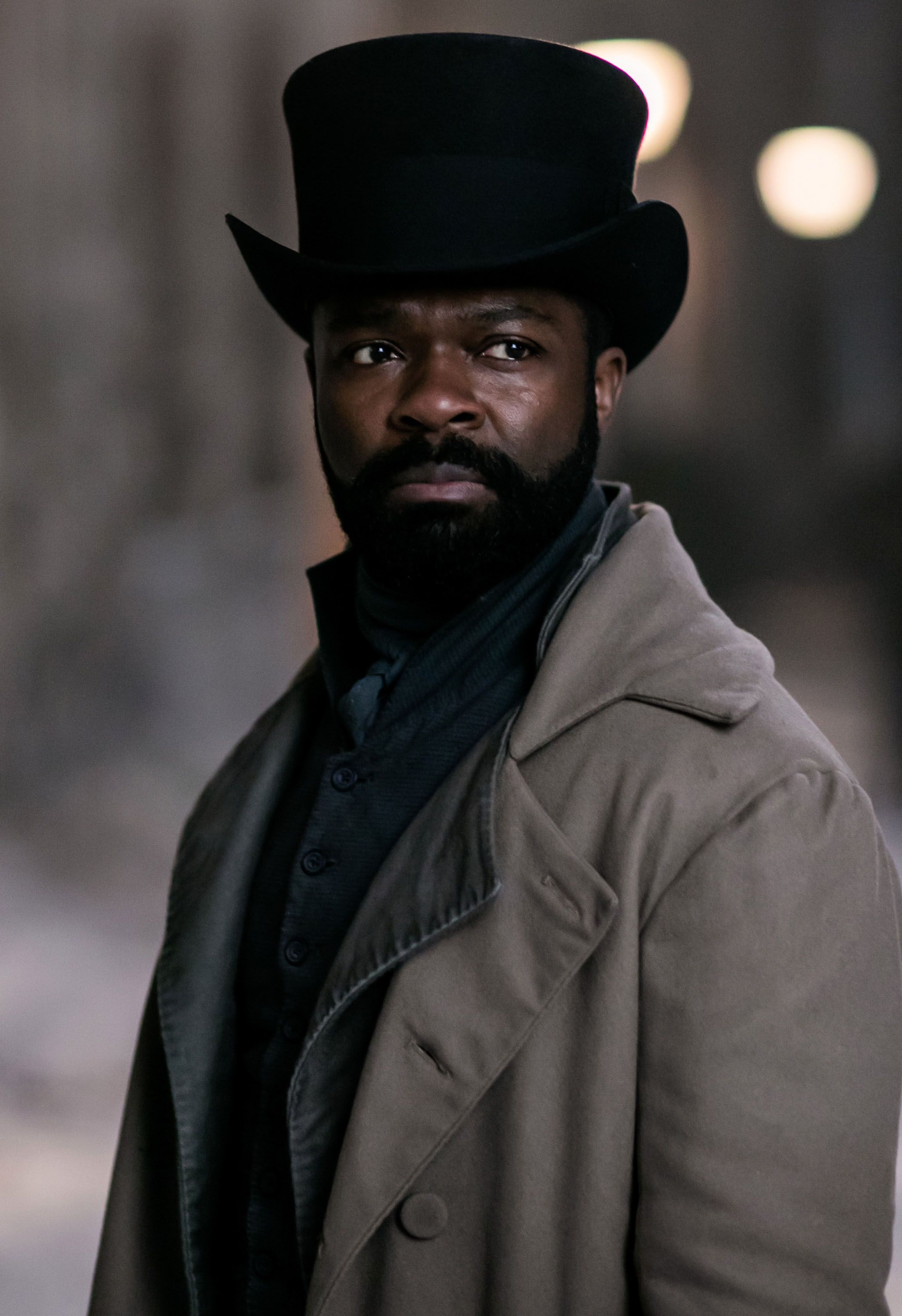 David Oyelowo On Les Miserables And Playing Javert Collider