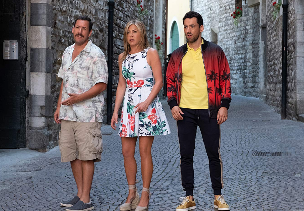 Murder Mystery Review: Adam Sandler Delivers His Best