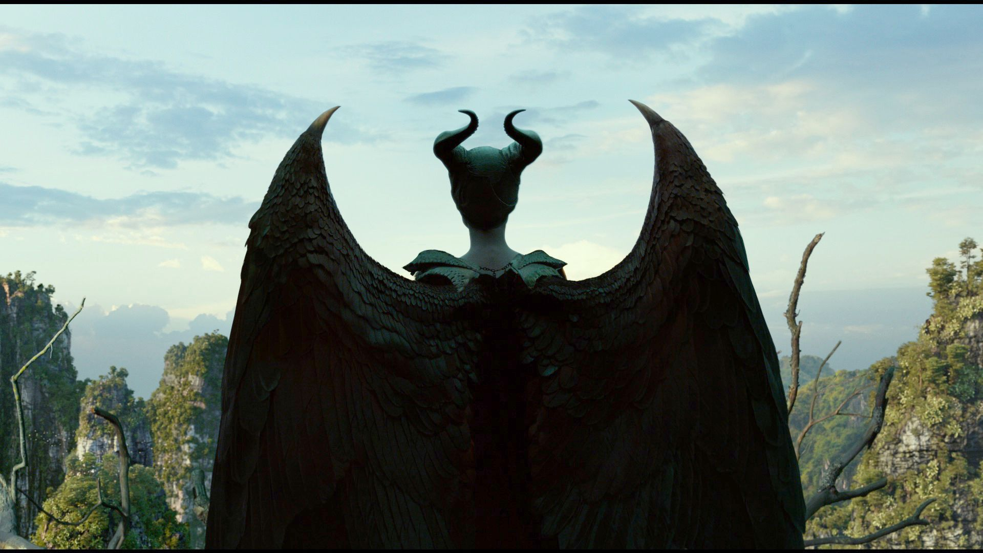 Maleficent 2 Trailer Brings Back Angelina Jolie As The