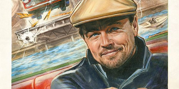 'Once Upon a Time in Hollywood': Leonardo DiCaprio Is Rick Dalton in Poster for Movie-Within-a-Movie