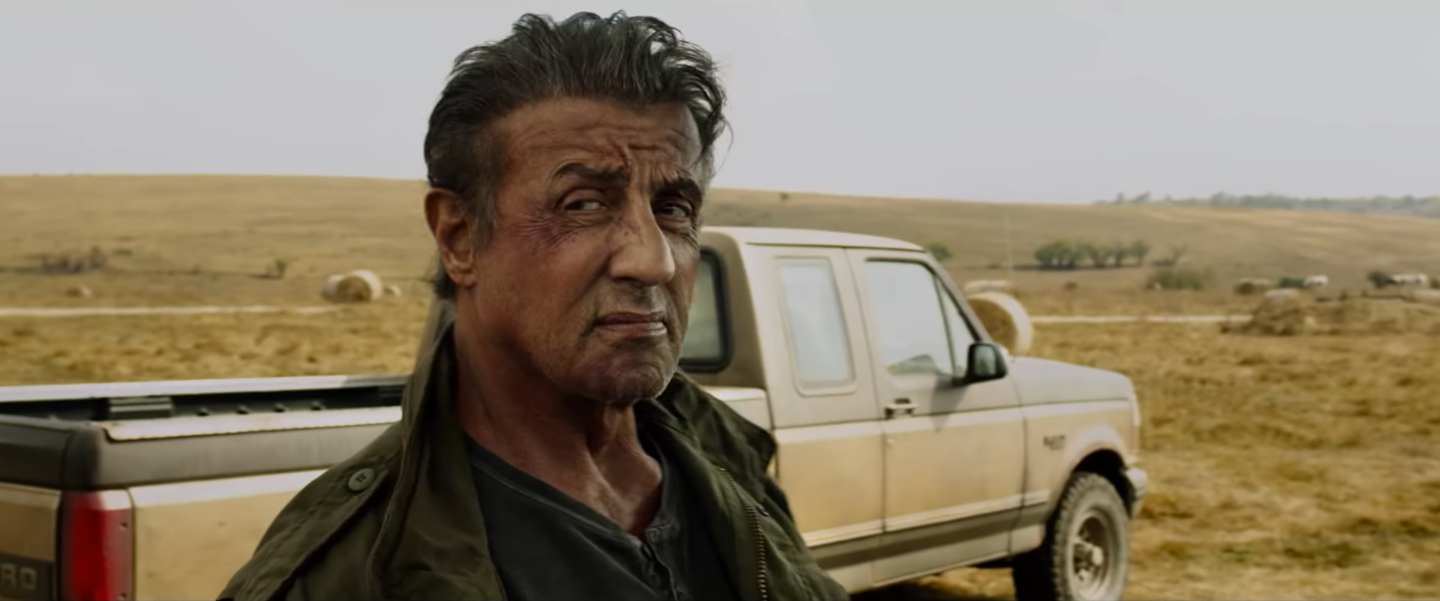 Rambo 5 Trailer Sees Sylvester Stallone Out for Last Blood