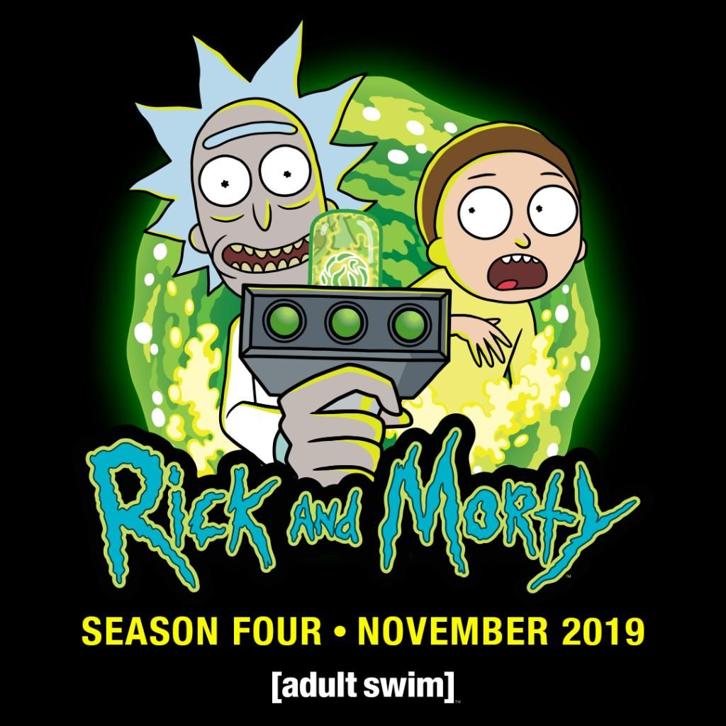 Rick and Morty Season 4 Release Date Revealed by Adult Swim