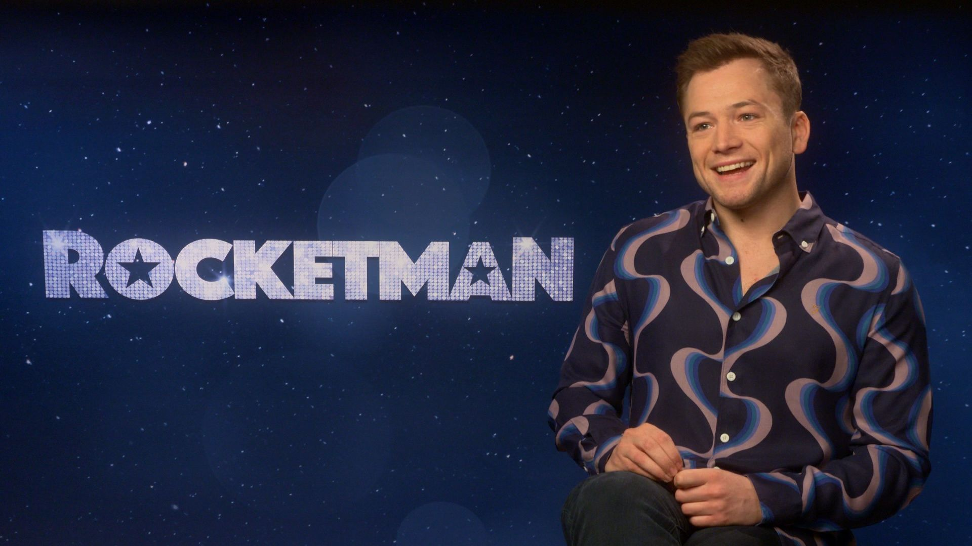 rocketman taron egerton on why he wanted to do his own