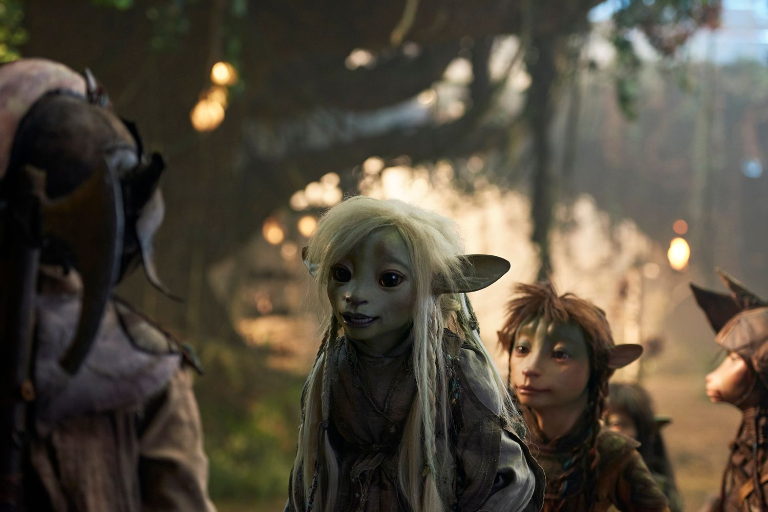Netflix's 'Dark Crystal' Prequel Series Gets Premiere Date & New Photos