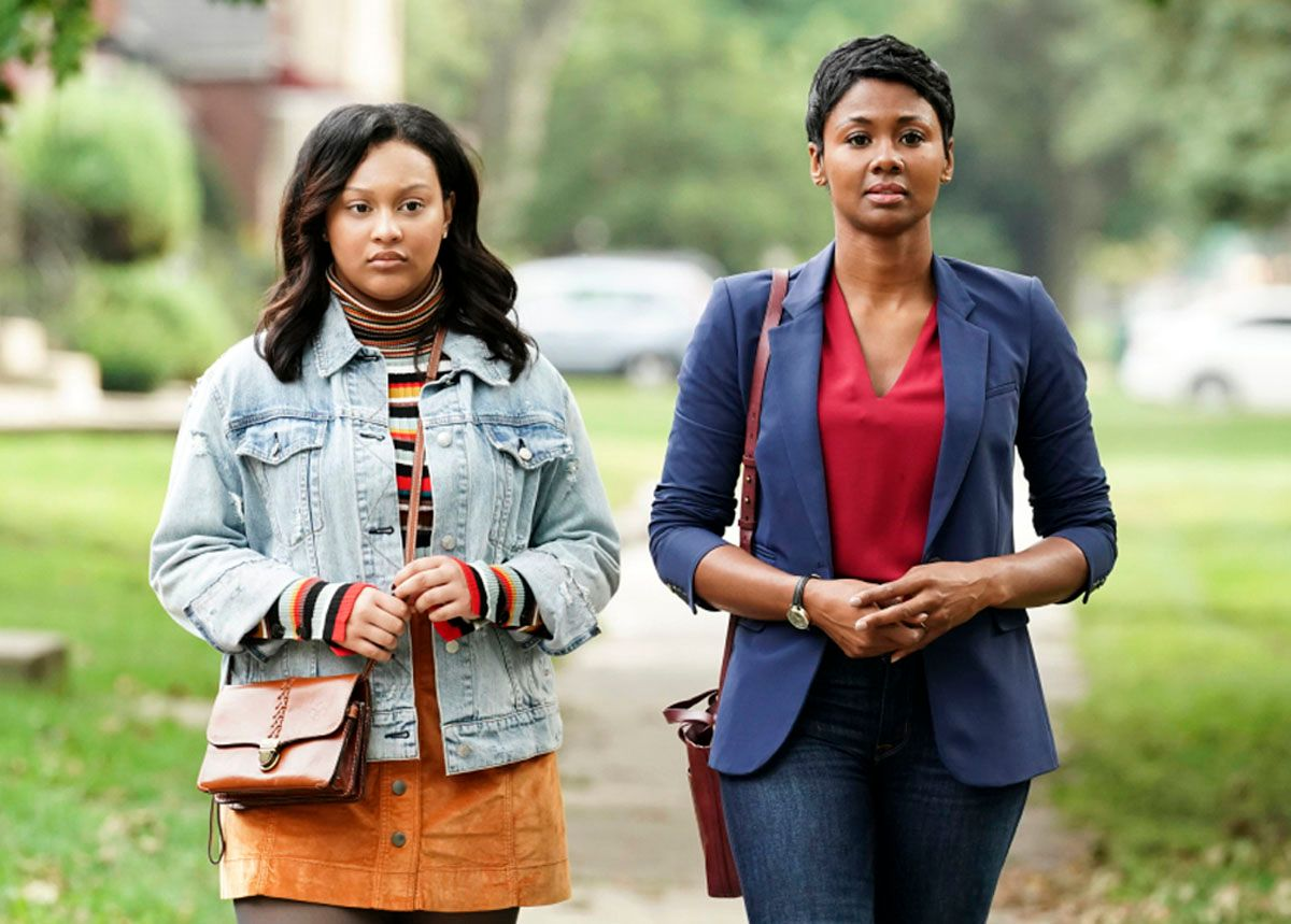 """'The Red Line' Stars Emayatzy Corinealdi & Aliyah Royale on Working with """"Fearless"""" Ava DuVernay"""