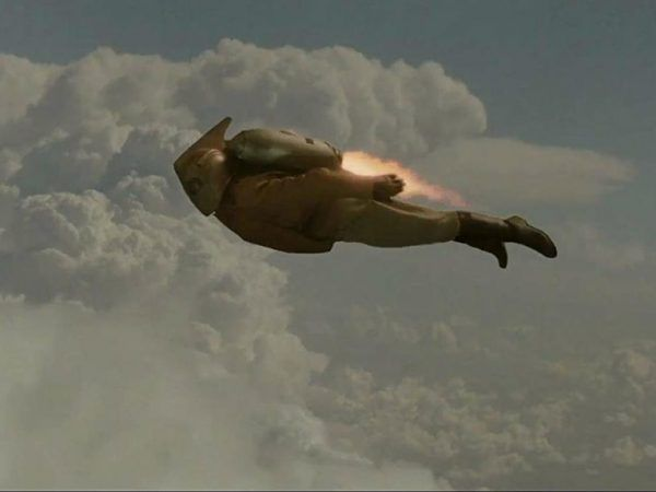 The Rocketeer Sequel Disney