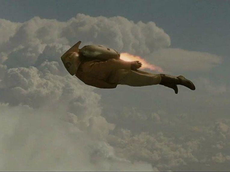 The Rocketeer Sequel Disney