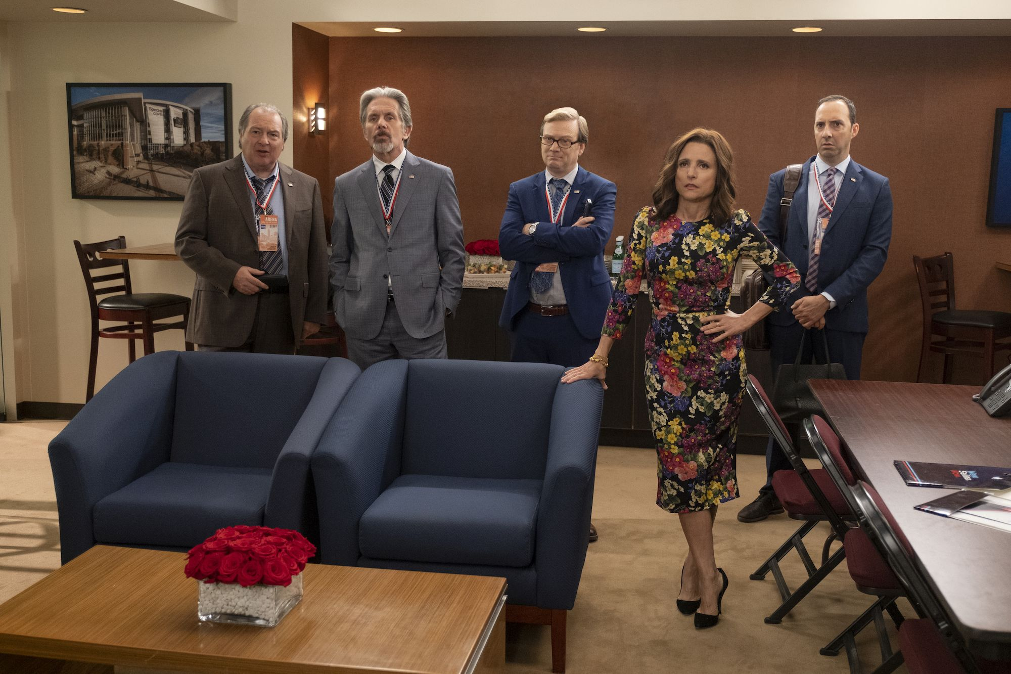 The Veep Series Finale Was the Game of Thrones We Needed