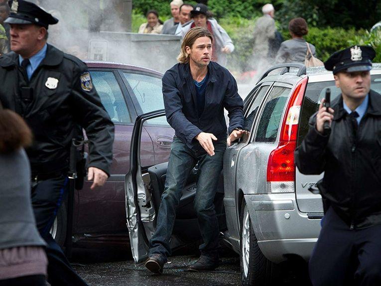 World War Z Sequel Brad Pitt