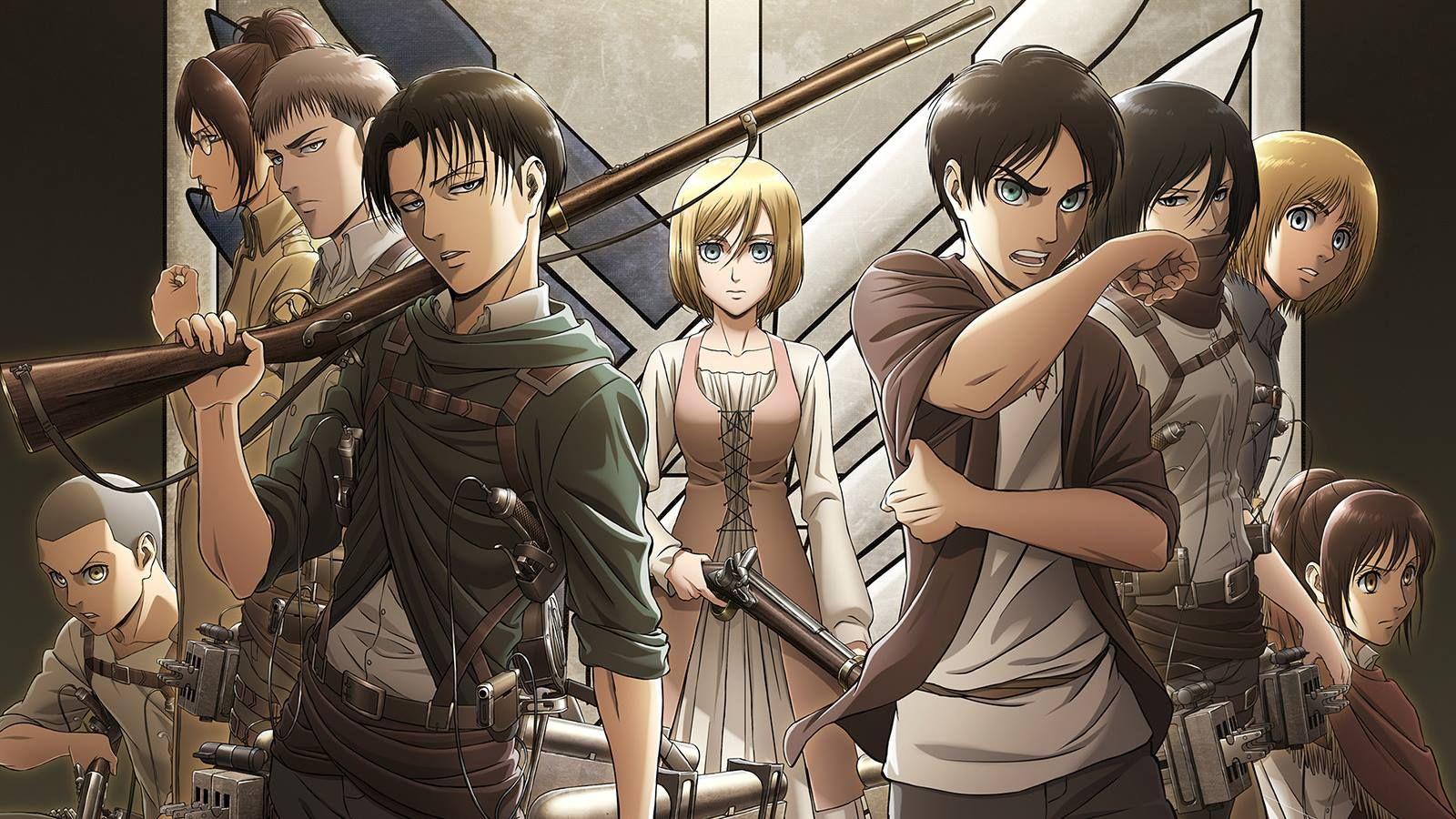 Anime Wallpaper Hd Aesthetic Anime Wallpapers Aot