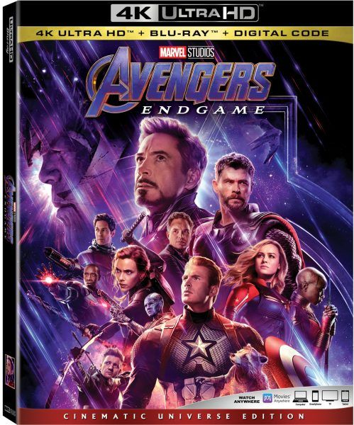 Endgame Digital, 4K, Bluray Review and Bonus Features