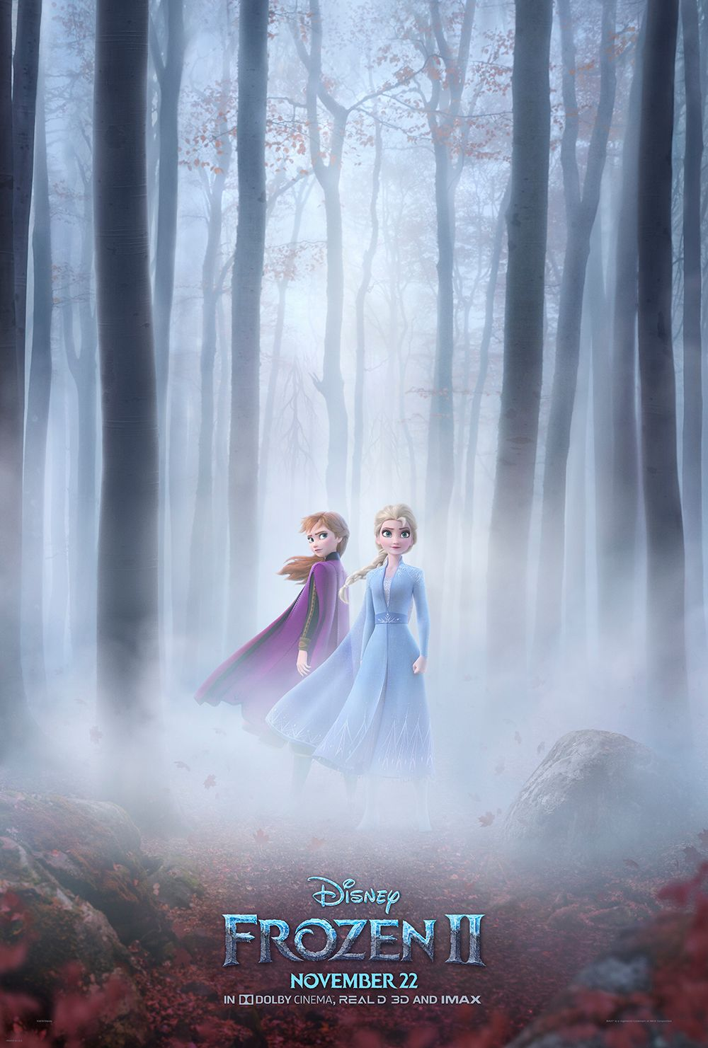 Image result for frozen ii poster