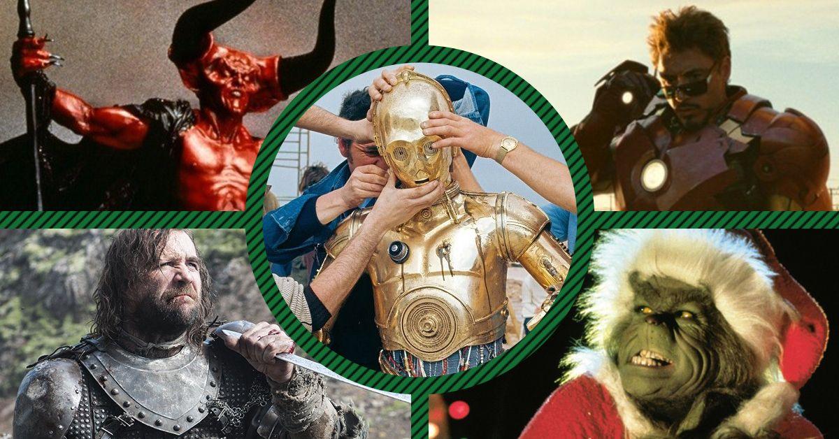 30 Nightmarish Movie Costumes Actors Hated Wearing   Collider