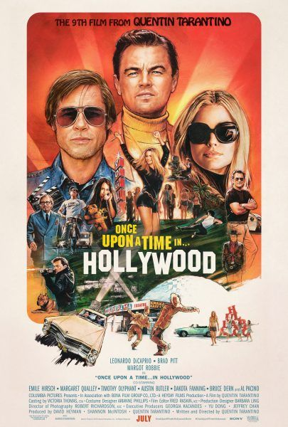 once-upon-a-time-in-hollywood-poster