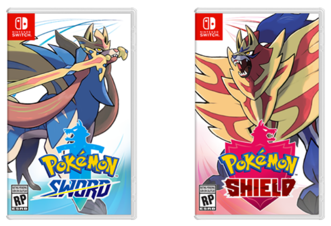 Pokemon Sword Shield Release Date Legendaries Details Revealed