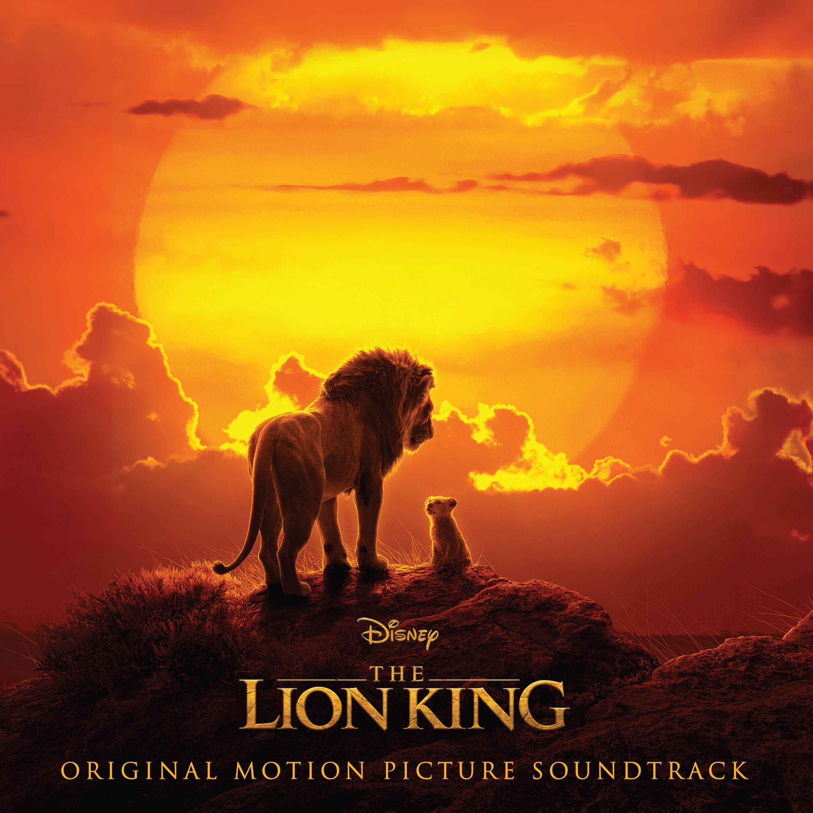 the lion king soundtrack details revealed  includes new