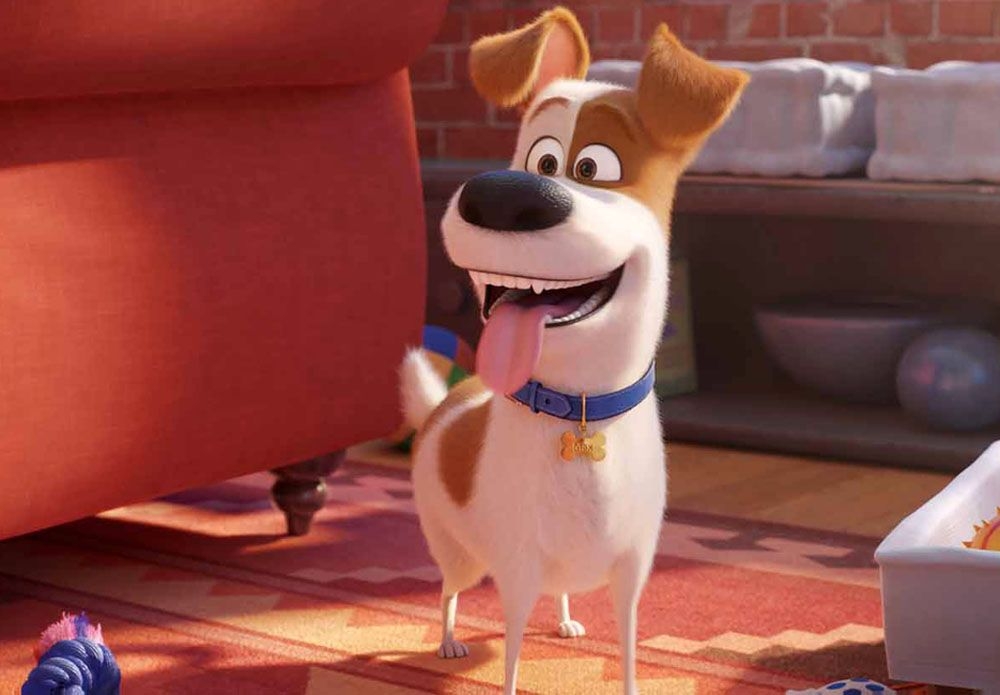 Patton Oswalt On The Secret Life Of Pets 2 And Veronica Mars Revival Collider