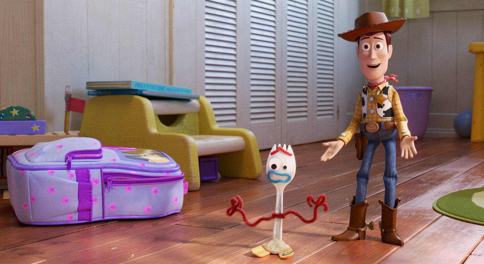 Toy Story 4: Forky Explained and the Rules of Being a Toy in Pixar's World - Collider.com