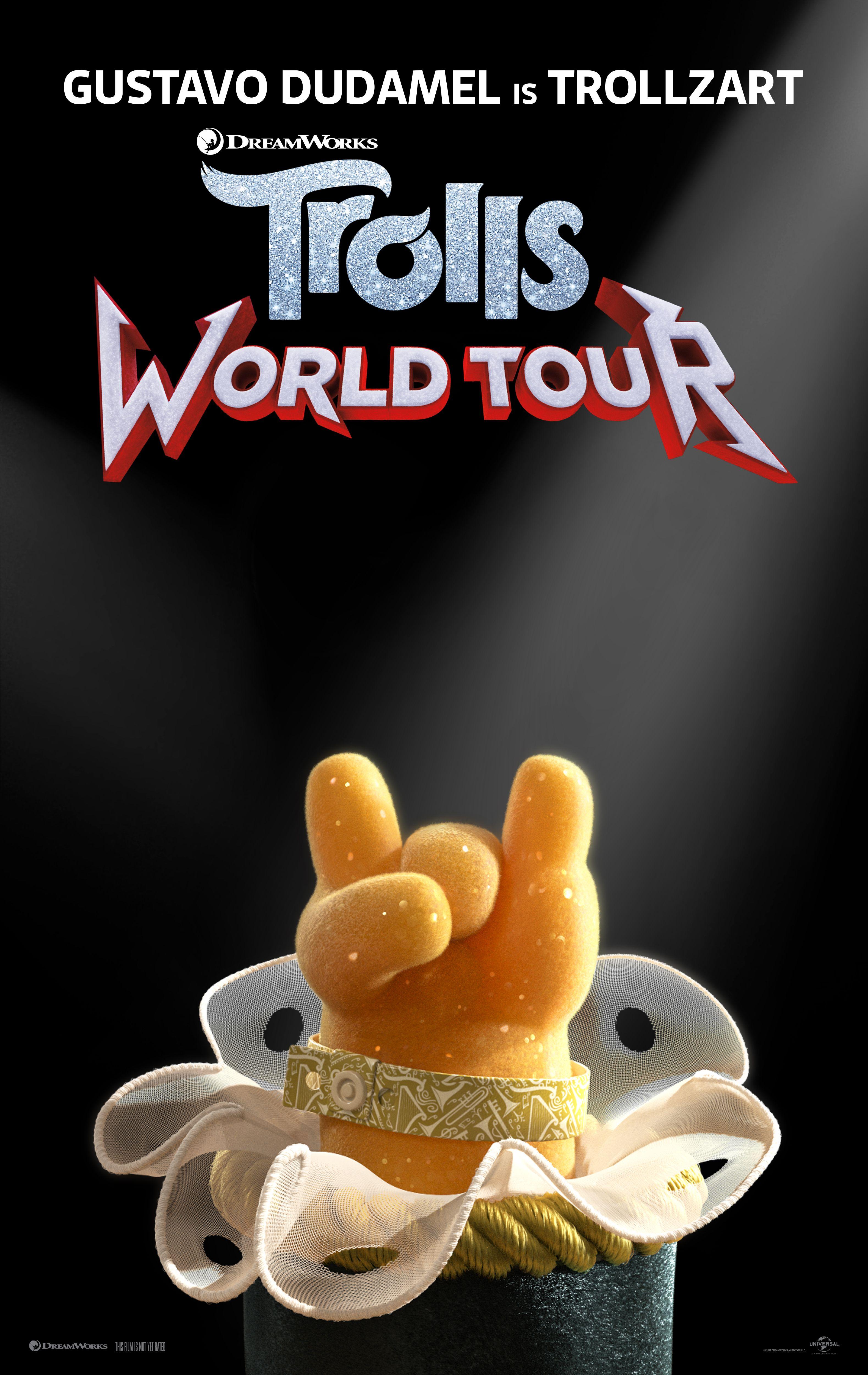 Trolls World Tour Trailer Reveals Dreamworks Musical Sequel Set