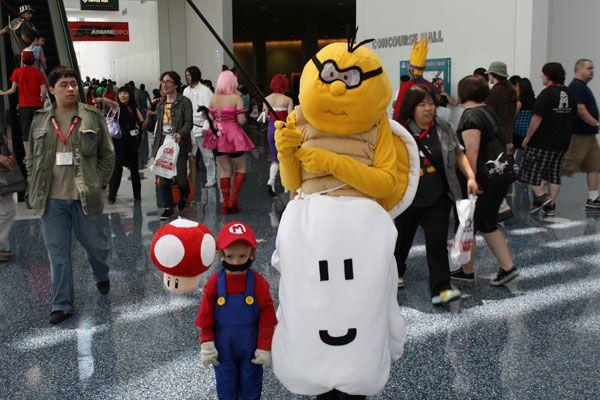 Anime Expo 2009 Los Angeles