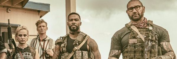Army of the Dead Cast Image Reveals Zack Snyder's Netflix