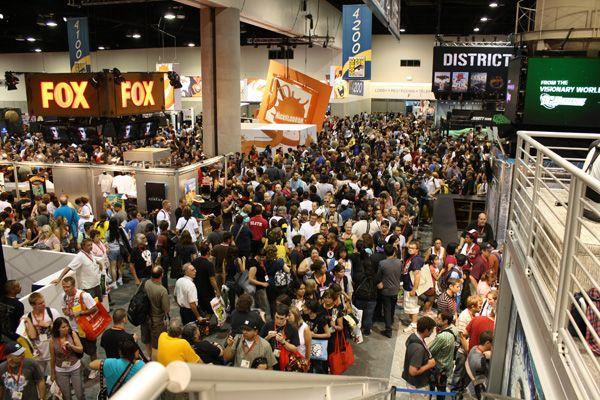 Comic Con 2009 floor image (26)